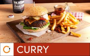 O'Curry Restaurant Wurst-Basar