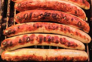 Wurst-Basar Bratwurst