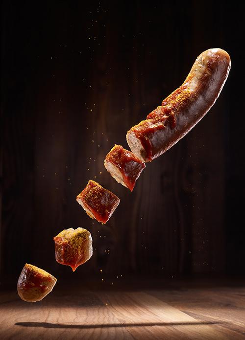 O'Curry Bratwurst