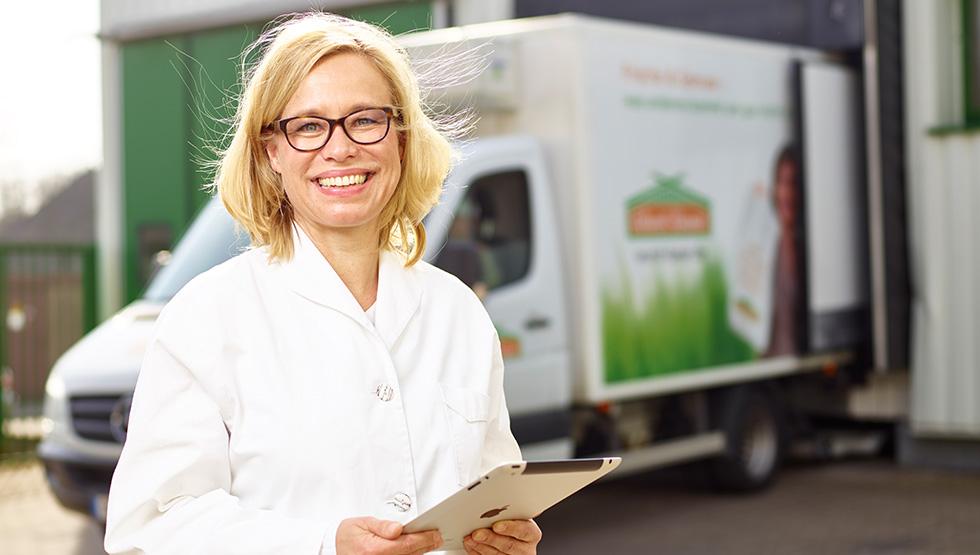 Frau Hinsemann Unternehmen