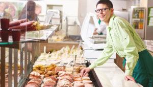 Wurst-Basar Fleischereifachverkäufer