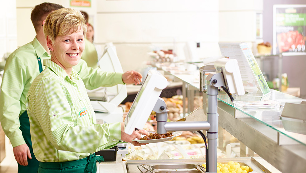 Wurst-Basar Imbissverkäufer/in